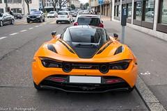 McLaren Orange (Nico K. Photography) Tags: mclaren 720s orange carbon supercars nicokphotography switzerland zürich