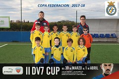 VIII Copa Federación Prebenjamín Fase* Jornada 2