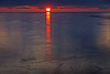 Sunrise over the ocean ice (Franz Airiman) Tags: sun sol is ice isflak icefloe östersjön baltic gulfoffinland finskaviken winter vinter hav sea finland suomi suomenlahti morgon morning dawn gryning sunrise soluppgång aurinko