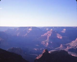 Grand Canyon National Park - South Rim at Sunset