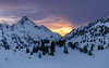 First Light (MC-80) Tags: vorarlberg alps