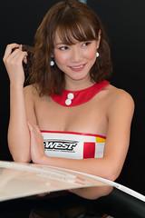 TAS2018 (byzanceblue) Tags: female model tas2018 tokyoautosalon d850 nikkor beautiful sexy portrait woman girl