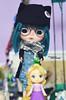 """""""Pascal... (heart)"""" (·Yuffie Kisaragi·) Tags: doll blythe custom babycatface teardrop nendoroid rapunzel"""