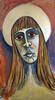 Madonna (Durley Beachbum) Tags: odc woman madonna painting acrylic andrearankinross