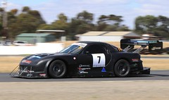 Mazda RX7, Brad Trenwith (Runabout63) Tags: mazda rx7 time attack mallala