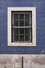 Blue Lisbon (waielbi) Tags: azulejo lisboa lisbonne lisbon tile wall blue