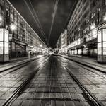 Alexanderplatz 2018-03-10 - HDR B&W Artistic thumbnail