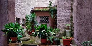The Secret Garden somewhere in Roma