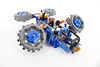 """Compactor Dropship - LEGO Technic 42071 Alternate MOC (""""grohl"""") Tags: space spaceship spacecraft vtol dropship futuristic scifi lego technic 42071 2018 grohld grohl666"""