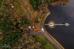 Pontsticill Reservoir (geraintparry) Tags: south wales southwales nature geraint parry geraintparry landscape pontsticill reservoir taf fechan merthyr tydfil brecon beacons national park dji phantom 3 pro djiphantom aerial drone