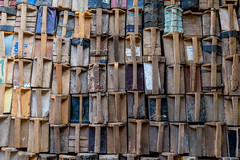 Shoe-Shine Boxes II (ToDoe) Tags: shoeshiner dawitshanko amharic listro ethiopian wood schuhputzer schuhputzboxen patterns again wand r2017org