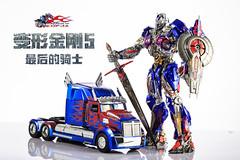 004 (capcomkai) Tags: jada neopsx tf5 tlk thelastknight prime optimus optimusprime knightop 最終騎士王 最後的騎士 變形金剛 柯博文 擎天柱