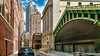 Atlanta, GA: Alley view to 191 P'tree Tower from US Court of Appeals on Fairlie St (nabobswims) Tags: 191peachtreestreet atlanta courtofappeals downtownatlanta fairliest georgia hdr highdynamicrange lightroom nabob nabobswims photomatix sel18105g sonya6000 us unitedstates