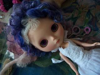 Pretty Purple Periwinkle....