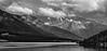 Lago di Resia (Eric@focus) Tags: lake italy mountains bw monochrome skancheli blackwhitephotos greatphotographers zwartwit blackandwhite noiretblanc