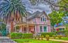 Big Pink House (Michael F. Nyiri) Tags: westadamsdistrict universityparkhistoricdistrict victorianarchitecture victorian house architecture california southerncalifornia