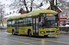 AtB / Nettbuss Volvo B5LH Hybrid - Rosendal (prahatravel) Tags: atb buss bus public transportation trondheim norway kollektivtrafikk snow snø winter vinter