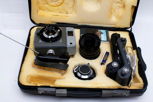 Mamiya Press Camera w/ Lenses ($280.00)