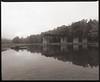 Albright Bridge (DRCPhoto) Tags: mamiyarb67 kodakbw400cn 120film cheatriver westvirginia