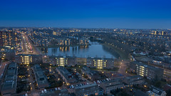 DJI_0541-HDR-1-HDR kl (keesoosterwijk) Tags: rotterdam roof rotterdamlove 010 drone dronephotography nightphotography mavic mavicpro mavicdrone nightshots hdr hdrphotography