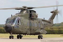 Merlin HC3A ZK001 'AF' 78 Squadron (Mark McEwan) Tags: ehi101 merlin merlinhc3a zk001 78squadron raf royalairforce helicopter aviation aircraft military waddington rafwaddington