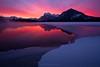 Vermilion Lakes Sunrise (mpurciel) Tags: banff vermilion calgary sunrise winter vermilionlakes banffnationalpark alberta vermilionlakessunrise