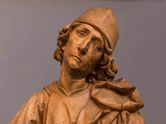 Lukas (wpt1967) Tags: berlin bodemuseum canon50mm eos6d evangelist gesicht kulturgut kunst lukas skulptur statue tilmanriemenschneider art face museum wpt1967