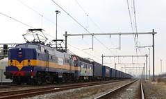 RXP 1251 + JFT 6703 met de eerste container trein naar het Chinese Yiwu te Amsterdam (daniel_de_vries01) Tags: rxp 1251 jft 6703 met de eerste container trein naar het chinese yiwu te amsterdam
