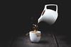 Tea Pouring tea In low light (rachenbuosa) Tags: thailand tea black lowlight