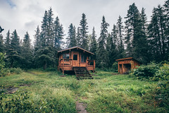 Juneau Lake Cabin