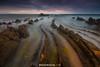 TALLER COSTA BIZKAIA 13, 14, 15 Abril (Rafa Irusta) Tags: basquecountry bizkaia europe playadebarrika spain coast landscape nature ocean scene scenic sea seascape sunset tide water