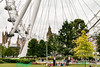 London (Keith in Exeter) Tags: london londoneye park palace westminster tower victoriatower elizabethtower clock bigben greatbell greatbellofwestminster spire parliament capital city unitedkingdom ferriswheel jubileegardens passenger capsule spoke people tourist tree