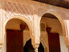 Alhambra Palace-Granada (Chris Draper) Tags: arch arches alhambra alhambrapalace granada andalucia spain moorish archtitecture islamic palace carving decoration pattern patterning architecture