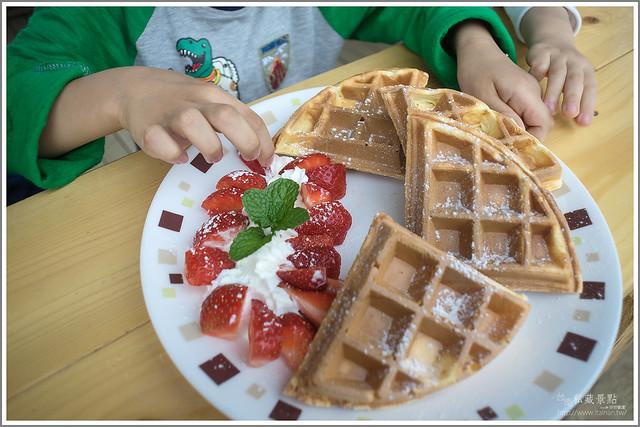 善化草莓 來去晴空農場找無農藥栽種的草莓 (26)