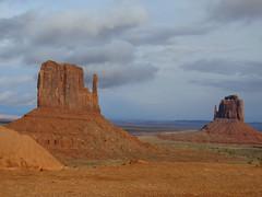 Monument Valley, Navajo Tribal Park #3 (jimsawthat) Tags: sedimentaryrock rural utah arizona monumentvalley navajotribalpark geology erosion