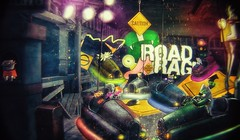 Konekowatch Road Rage (CalebBryant) Tags: madpea cubiccherry katat0nik remnant arcade thearcade sl secondlife carnival bumper cars ride arena game