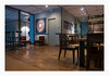 empty Starbucks (philippe*) Tags: starbucks portland emptiness urban interior cafe