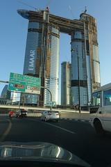 En route to Dubai Mall (posterboy2007) Tags: dubai uae architecture building