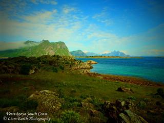 Vestvågøya South Coast