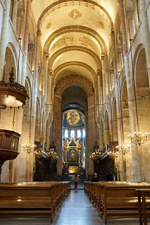 St Sernin's cathedral of Toulouse #4