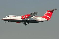 EP-FQV - BAe145 RJ100 - Qeshm Air (Rui _Miguel) Tags: qeshmair epfqv bae146 thr oiii tehran mehrabad