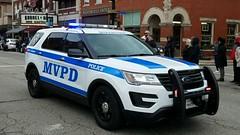 Mount Vernon Police (Central Ohio Emergency Response) Tags: ohio police mount vernon ford suv supervisor