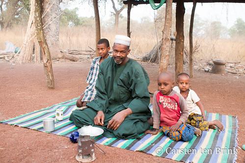 The Fulani at Boundiali