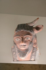 530 BC temple ornament - Rome Spring 2018 National Etruscan Museum at the Villa Julia. (Kevin J. Norman) Tags: italy rome etruscan villa julia giulia etrusca juliusiii
