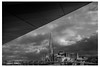 London city sky line (spencerrushton) Tags: spencerrushton spencer rushton canon5dmkiii 5dmk3 5dmkiii 24105mm canon24105mmlf4 london londonuk lightroom londoncity theshard cityoflondon beautiful blackandwhite black bw building architecture art monochrome sky clouds raw manfrottotripod manfrotto