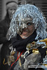 Weltraumschrott / space scrap (Howdys) Tags: fasnet fasching weiberfasnet fatthursday umzug parade karneval carnival kostüm makeup perücke alien extraterrestrische ufo deutschland oberschwaben upper swabia aulendorf nikon d7100