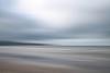 Sea, Ayr II (strachcall) Tags: intentionalcameramovement blur beach scotland sky icm water clouds movement ayr landscape coast incameraeffects sea