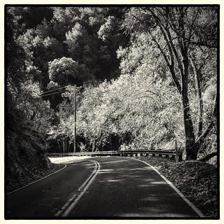 Palomares Road No. 2  B&W