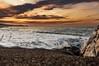 Foam (catest79) Tags: pentaxkp pentax sigmaart sigmaart1835 sigma sigma1835 sunset sea seascape sand sicily mediterranean foam nature rocks wind colors ricoh