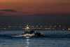 Evening Return of the Pilot Boat (aksoykaan1) Tags: canon6d canon 6d sea seaside sunset evening warm istanbul ship pilotboat return sigma sigma120300 f28 aperture fast